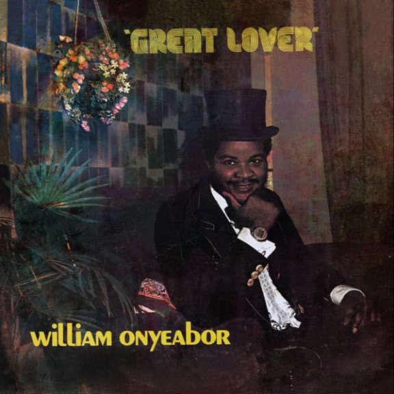 William Onyeabor Great Lover LP 2015