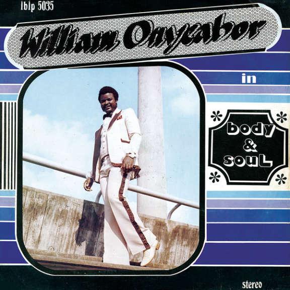 William Onyeabor Body & Soul LP 2015