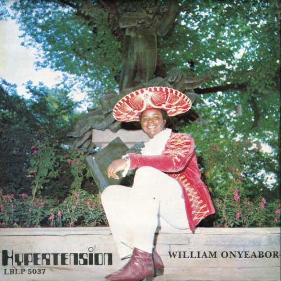 William Onyeabor Hypertension LP 2015