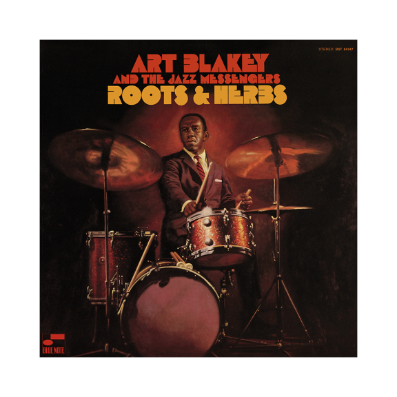 Art Blakey Roots & Herbs LP 2020