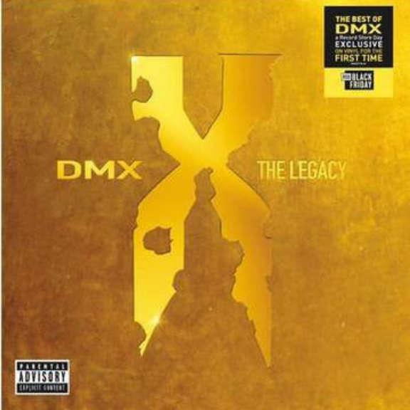 DMX The Legacy (Black Friday 2020) LP 2020