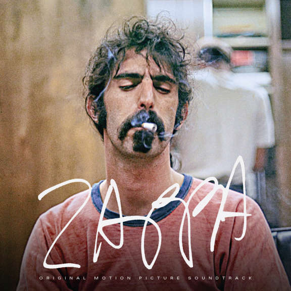 Frank Zappa Soundtrack : Zappa (coloured) LP 2021