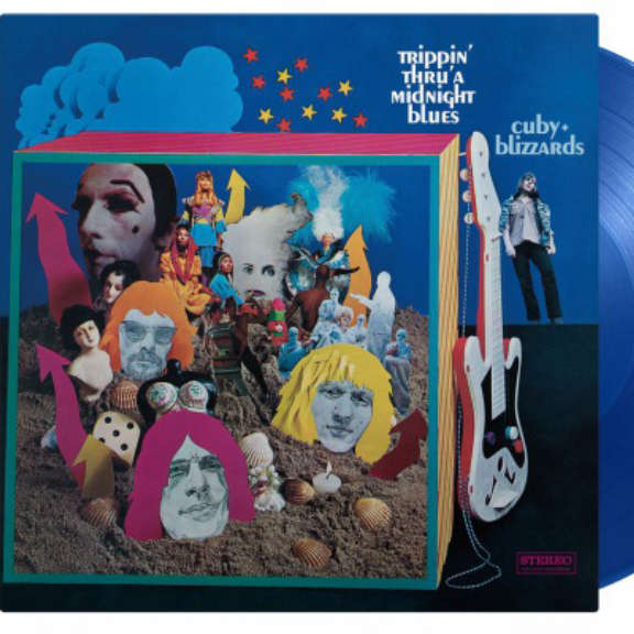 Cuby + Blizzards Trippin' Thru' a Midnight Blues (coloured) LP 2021