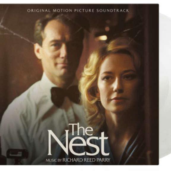 Richard Reed Parry Soundtrack :  The Nest (coloured) LP 2021