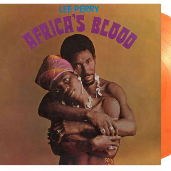 Lee Perry Africa's Blood (coloured) LP 2021