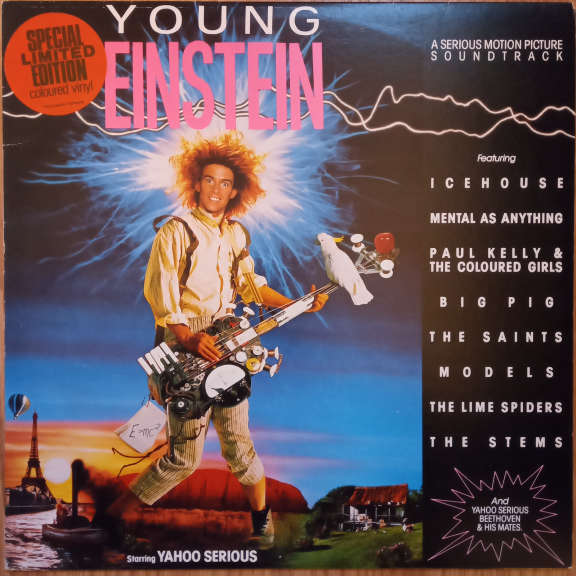 Various Young Einstein (A Serious Motion Picture Soundtrack) LP 0