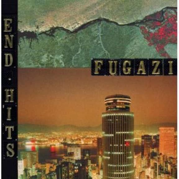 Fugazi End Hits LP 0