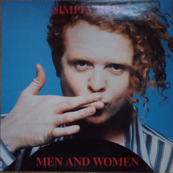 Simply Red Men And Women LP 0