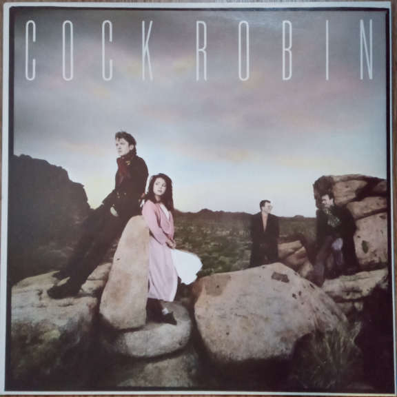 Cock Robin Cock Robin LP 0