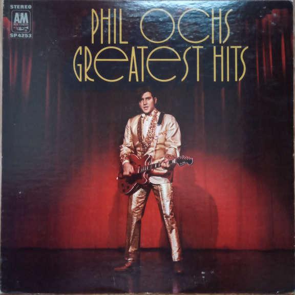 Phil Ochs Greatest Hits LP 0