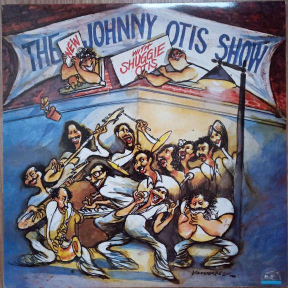 Johnny Otis The New Johnny Otis Show With Shuggie Otis LP 0
