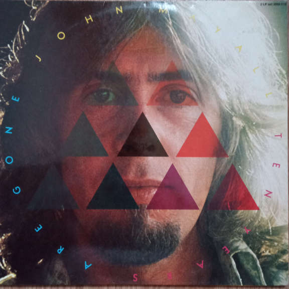 John Mayall Ten Years Are Gone  LP 0