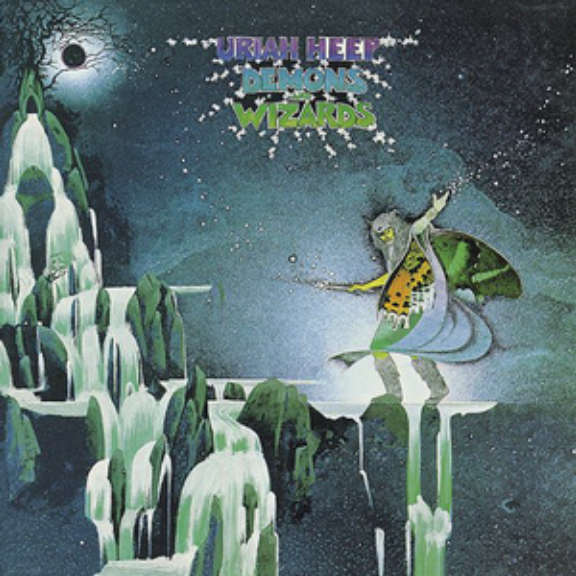 Uriah Heep Demons And Wizards (coloured) LP 2021