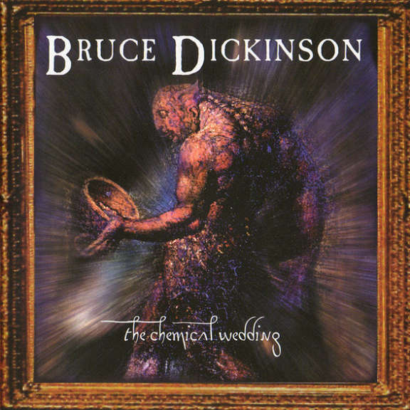 Bruce Dickinson The Chemical Wedding (coloured) LP 2021