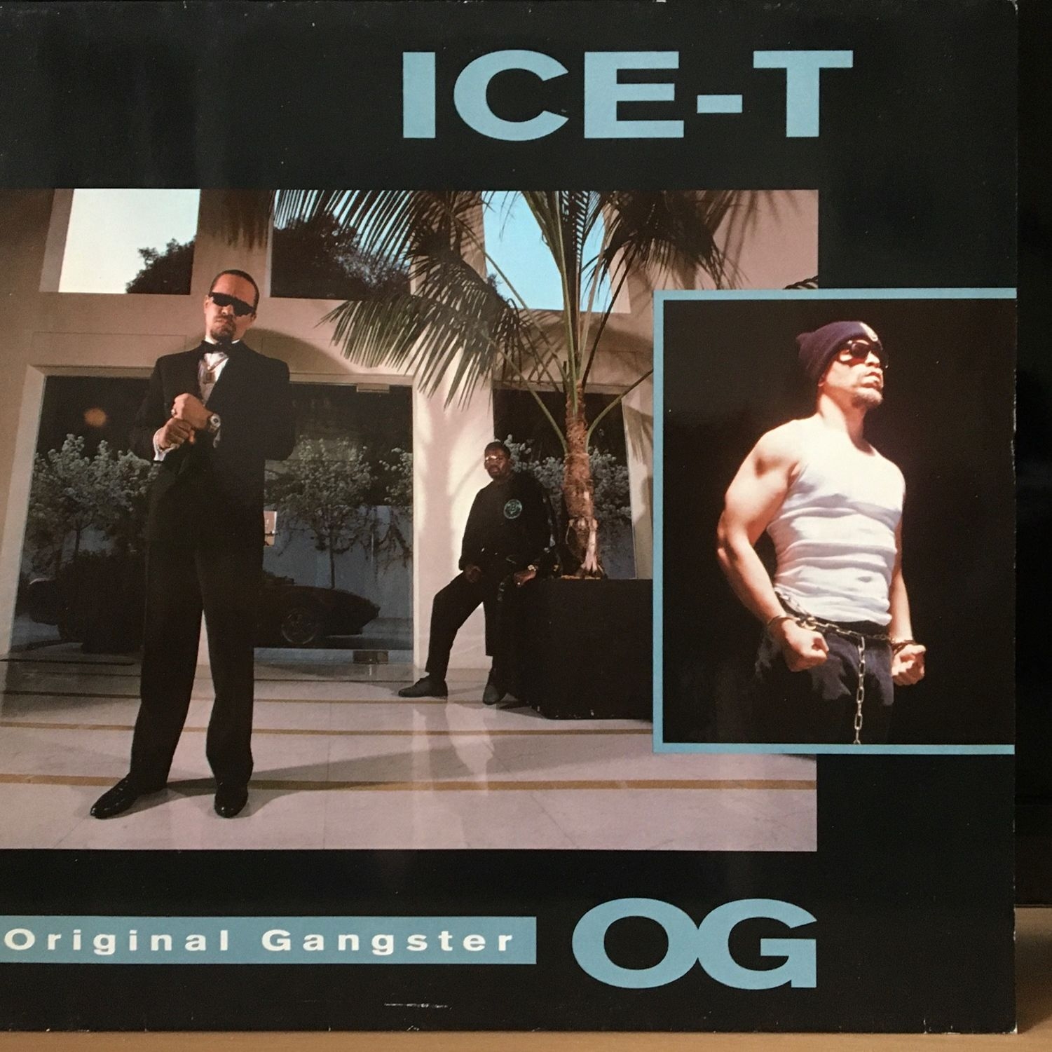 ICE-T O.G. Original Gangster LP undefined