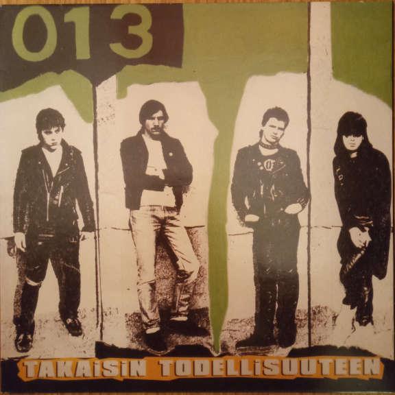 013 Takaisin Todellisuuteen  LP 0