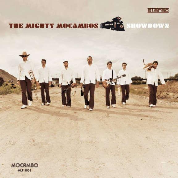 The Mighty Mocambos Showdown LP 0