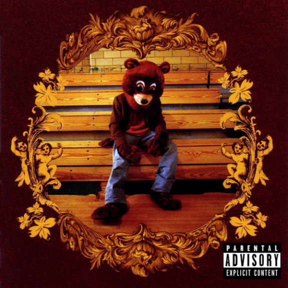 Kanye West The College Dropout Oheistarvikkeet 2004