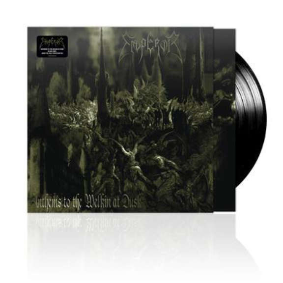 Emperor Anthems To The Welkin At Dusk LP 2021