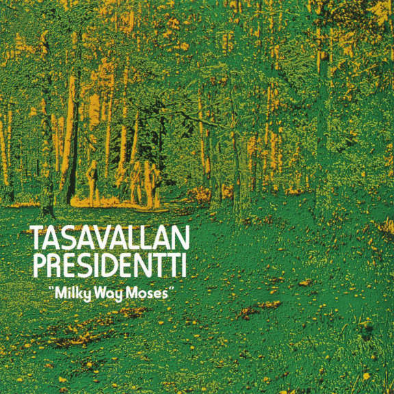 Tasavallan Presidentti Milky Way Moses (coloured) LP 2021