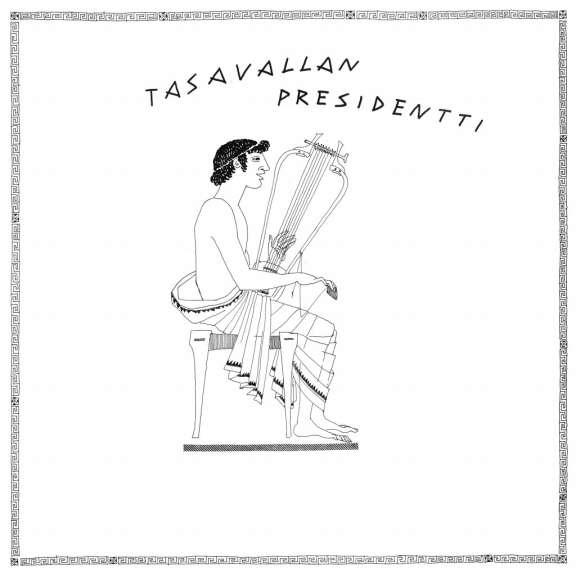 Tasavallan Presidentti Tasavallan Presidentti (coloured) LP 2021