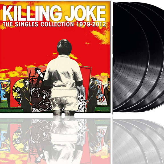 Killing Joke Singles collection 1979-2012 (black) LP 2020