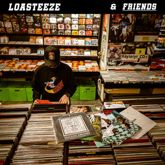 Loasteeze & Friends LP 2021