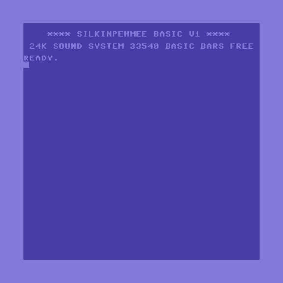 Silkinpehmee Basic V1 LP 2021