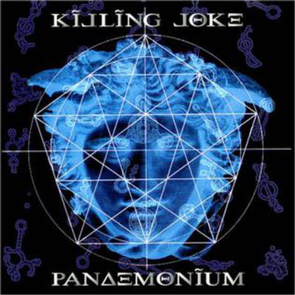 Killing Joke Pandemonium (black) LP 2020