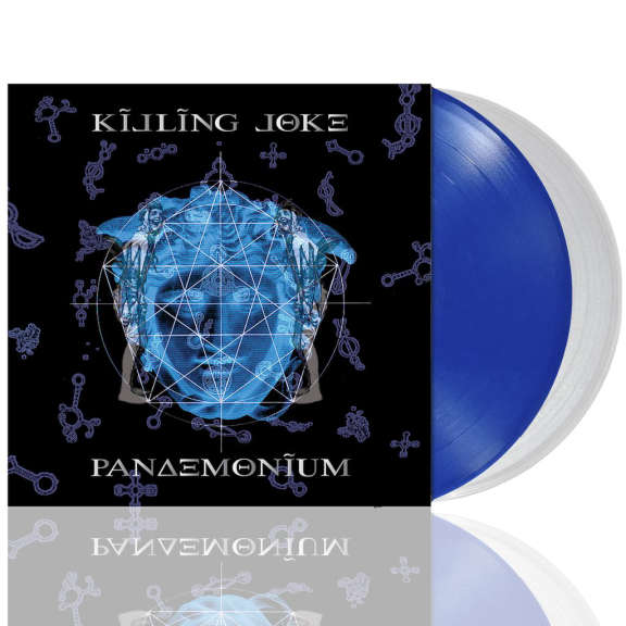 Killing Joke Pandemonium (coloured) LP 2020
