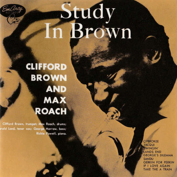 Clifford Brown & Max Roach A Study In Brown LP 2021