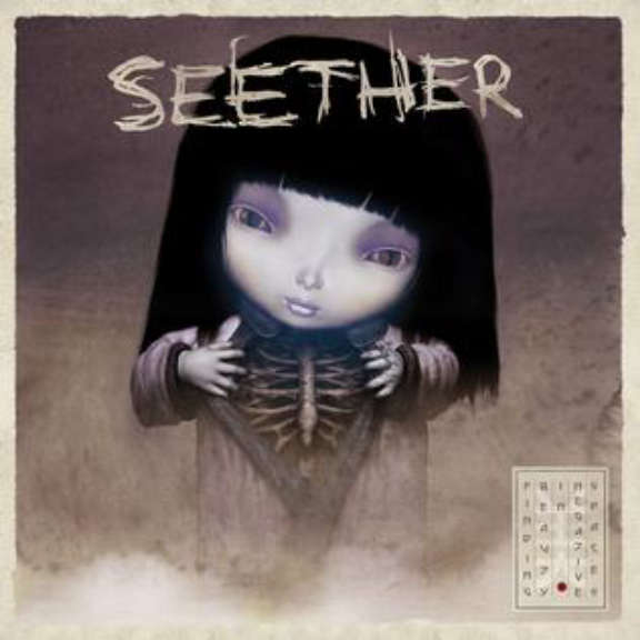 Seether Finding Beauty In Negative Spaces (coloured) LP 2021