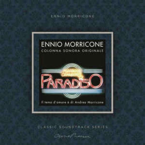 Ennio Morricone Nuovo Cinema Paradiso LP 2020