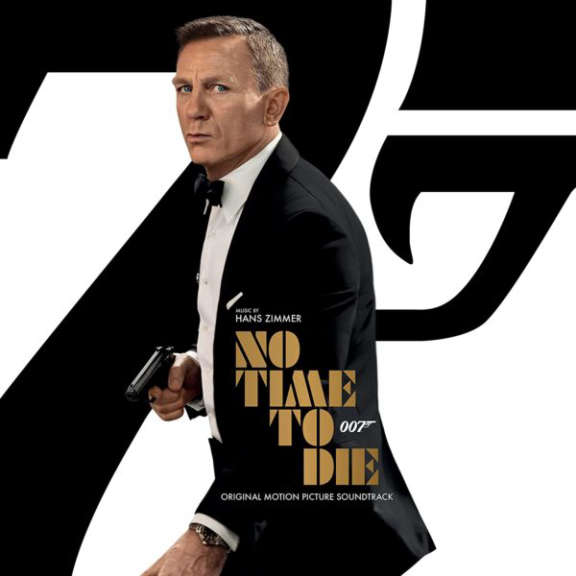 Hans Zimmer  Soundtrack : No Time To Die LP 2021