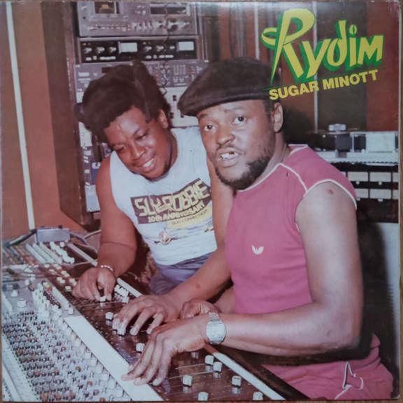 Sugar Minott Rydim LP 0