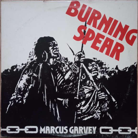 Burning Spear Marcus Garvey  LP 0