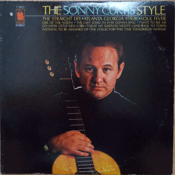 Sonny Curtis The Sonny Curtis Style LP 0