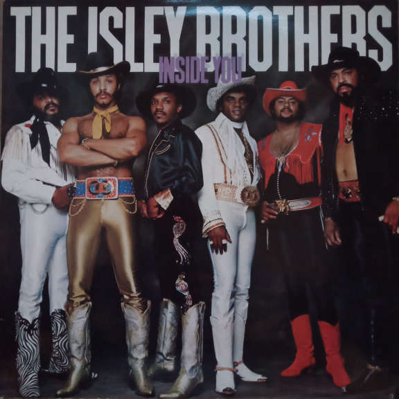The Isley Brothers Inside You LP 0