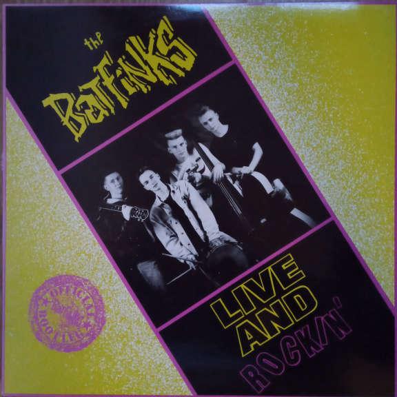 The Batfinks Live And Rockin' LP 0