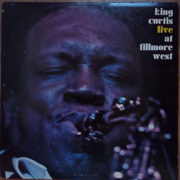 King Curtis Live At Fillmore West  LP 0
