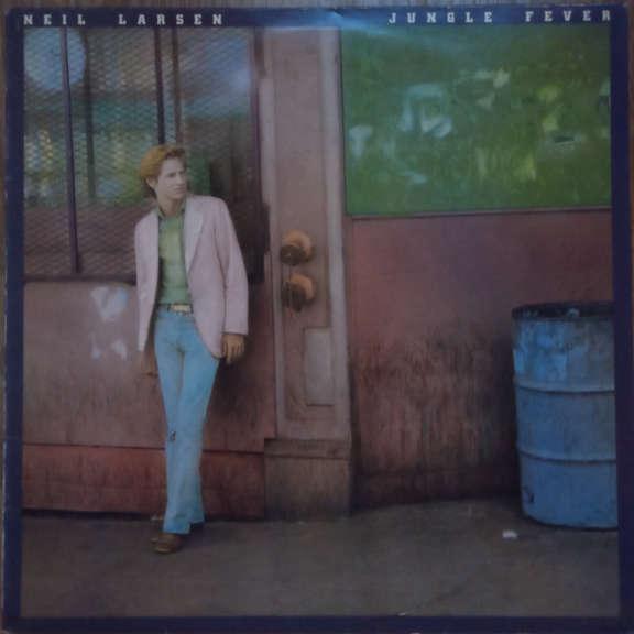 Neil Larsen Jungle Fever LP 0