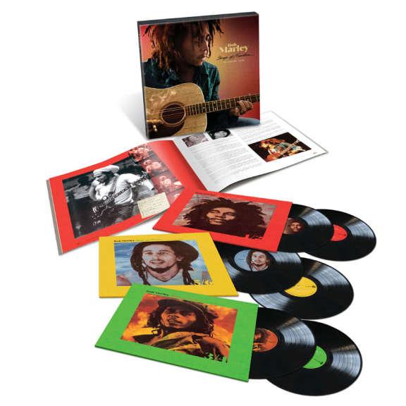 Bob Marley Songs Of Freedom: The Island Years (box set) LP 2021