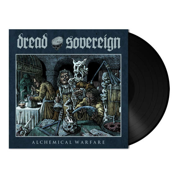 Dread Sovereign Alchemical Warfare LP 2021