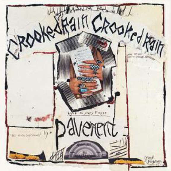 Pavement Crooked Rain, Crooked Rain LP 2020