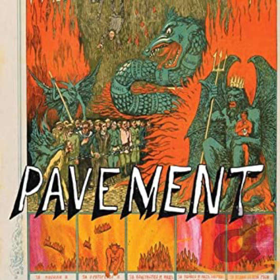 Pavement Quarantine The Past: The Best Of LP 2020