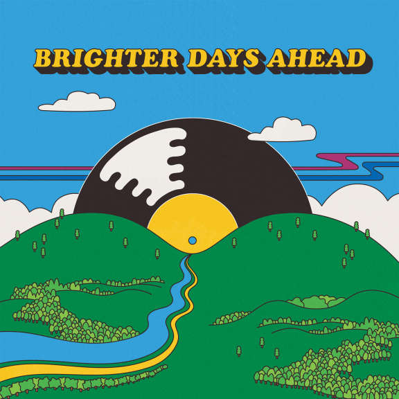 Various Colemine Records Presents: Brighter Days Ahead (black) LP 2021