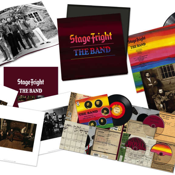 The Band Stage Fright (50th Anniversary) (box set) LP 2021