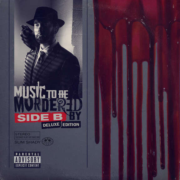 Eminem Music To Be Murdered By- Side B LP 2021
