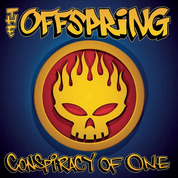 Offspring Conspiracy of One (20th anniversary) (coloured) LP 2021
