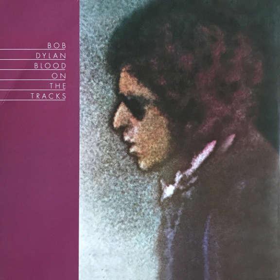 Bob Dylan Blood On The Tracks LP 0